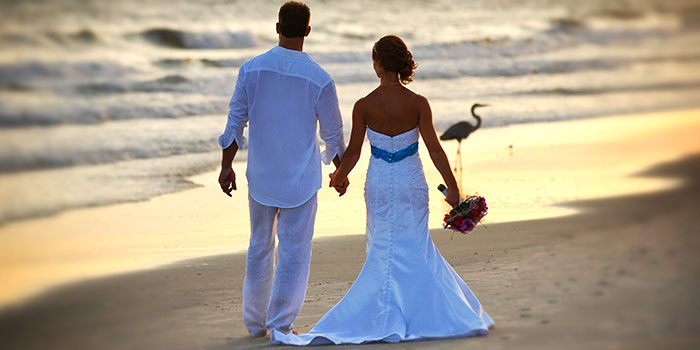 Gulf Shores Beach Wedding at Kiva Dunes