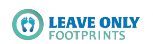 leave-only-footprints-logo