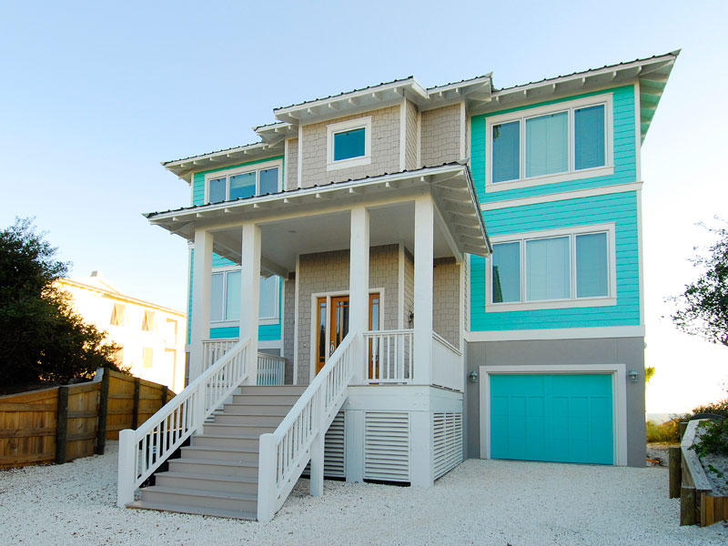 Vacation Rental Houses - Gulf Shores, AL | Kiva Dunes