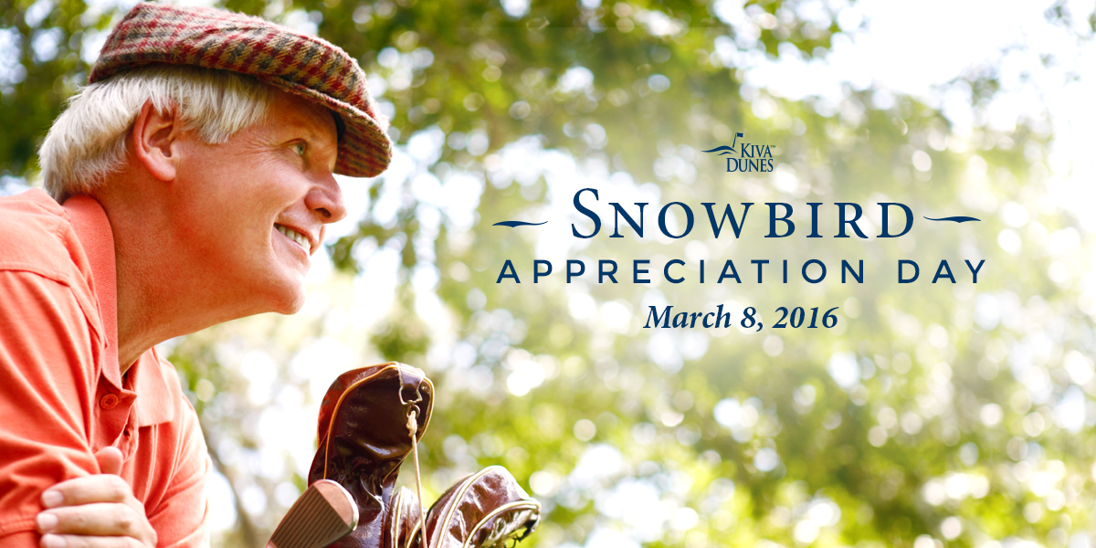 Kiva Dunes | Snowbird Appreciation Day: March 8, 2016