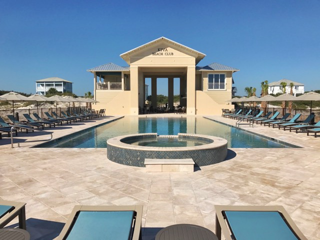 The Kiva Dunes Beach Club Is Here Gulf Ss Al
